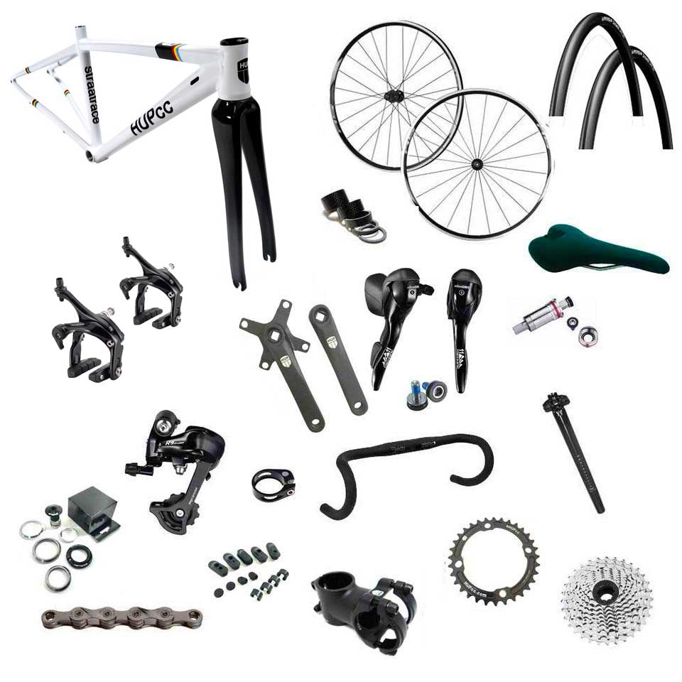 Self-Build Bundle - HUP straatrace Road Bike