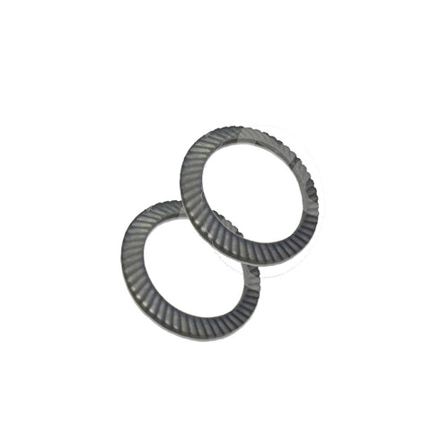 Serratted Washers M6