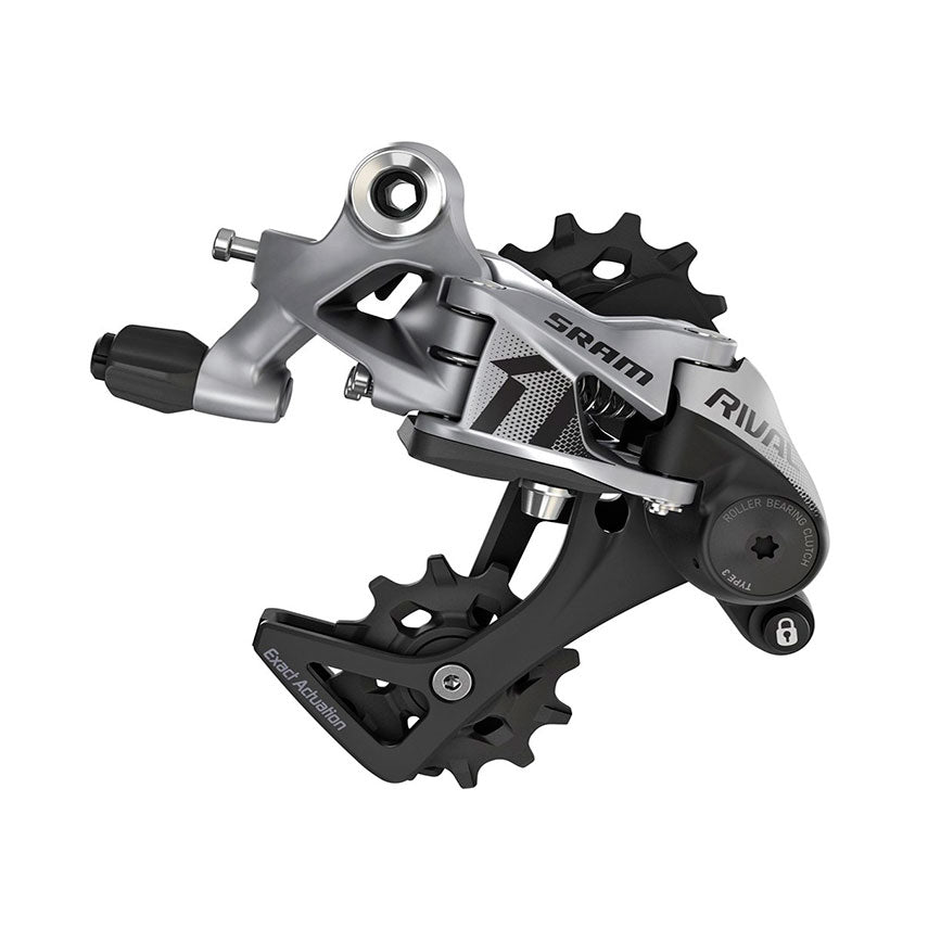 SRAM Rival 1x Rear Derailleur 11-Speed Medium & Long Cage