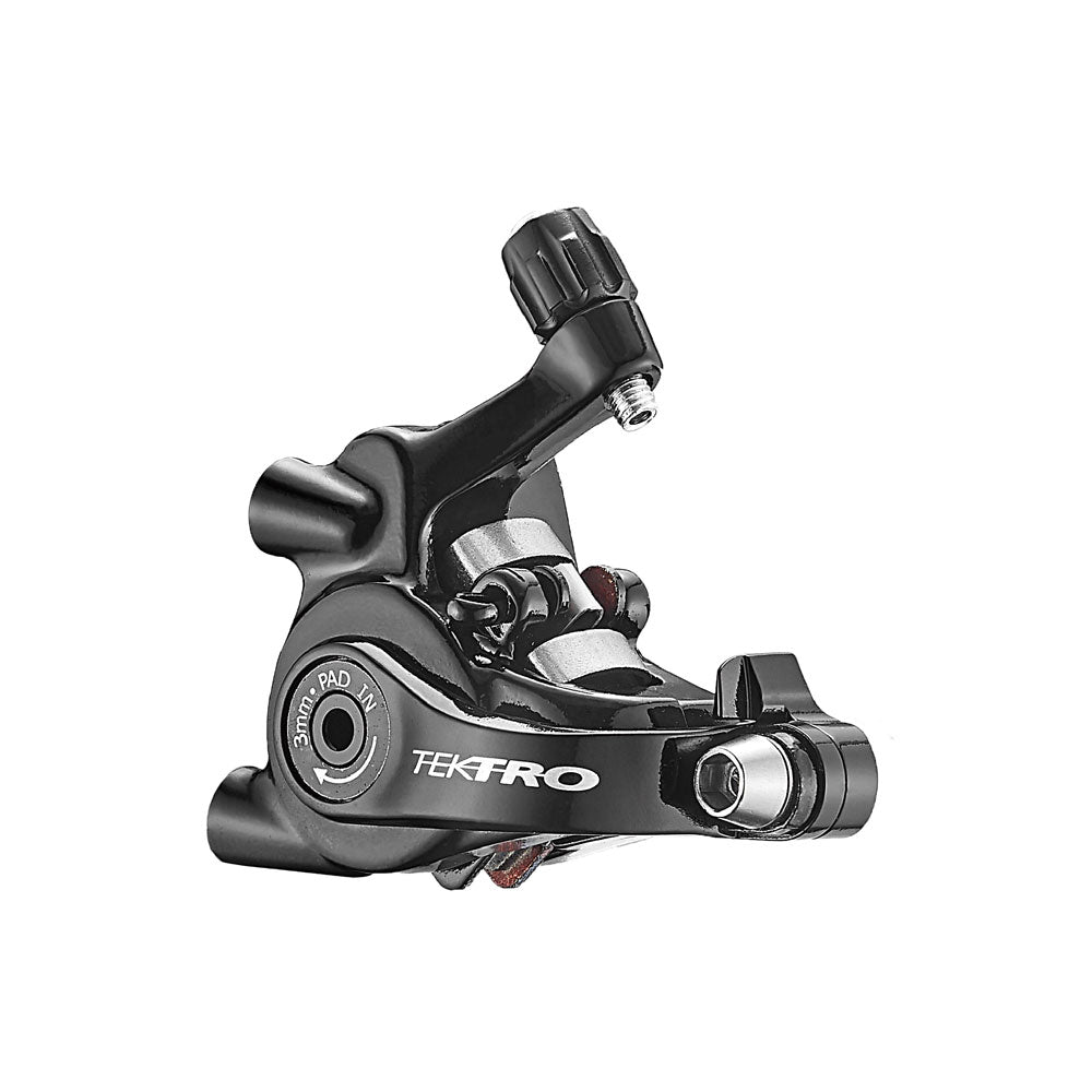 Tektro C550 Cable Disc Brake Caliper (Dual Piston) - Flat mount