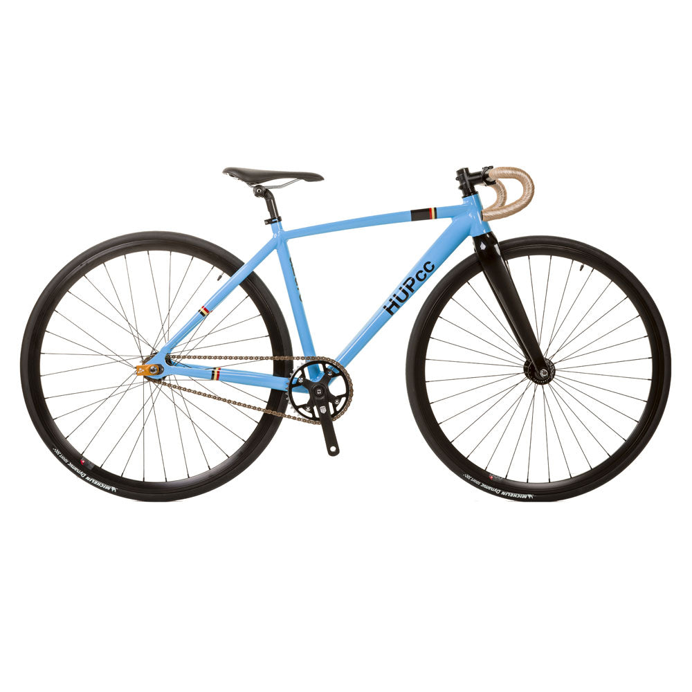 STANDARD BUILD HUP azure 700c Youth Track Race Bike 48cm