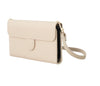 CrossBody Bag with Phone Case - Pebble - Whipped Cream