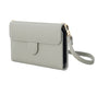 CrossBody Bag with Phone Case - Pebble - Storm Grey