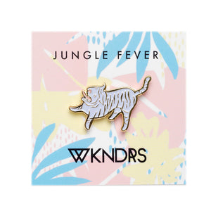 Jungle Fever Pin - Pin by WKNDRS on Katt.