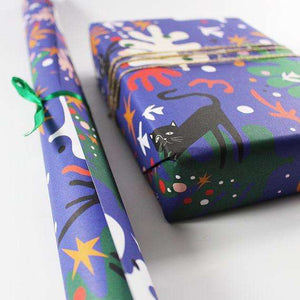 Cat Wrapping Paper by Niaski on Katt.