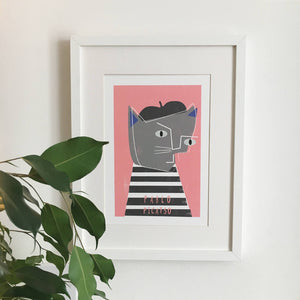 Pablo Picatso Print by Niaski on Katt.