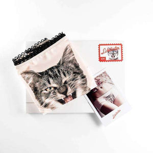 Looking For Some Love Cat Panties by Lickstarter on Katt.