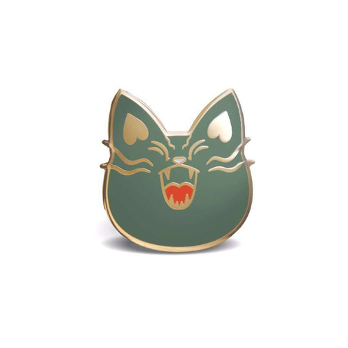 Mad Military Cat Pin - Pin by Shugarush on Katt.