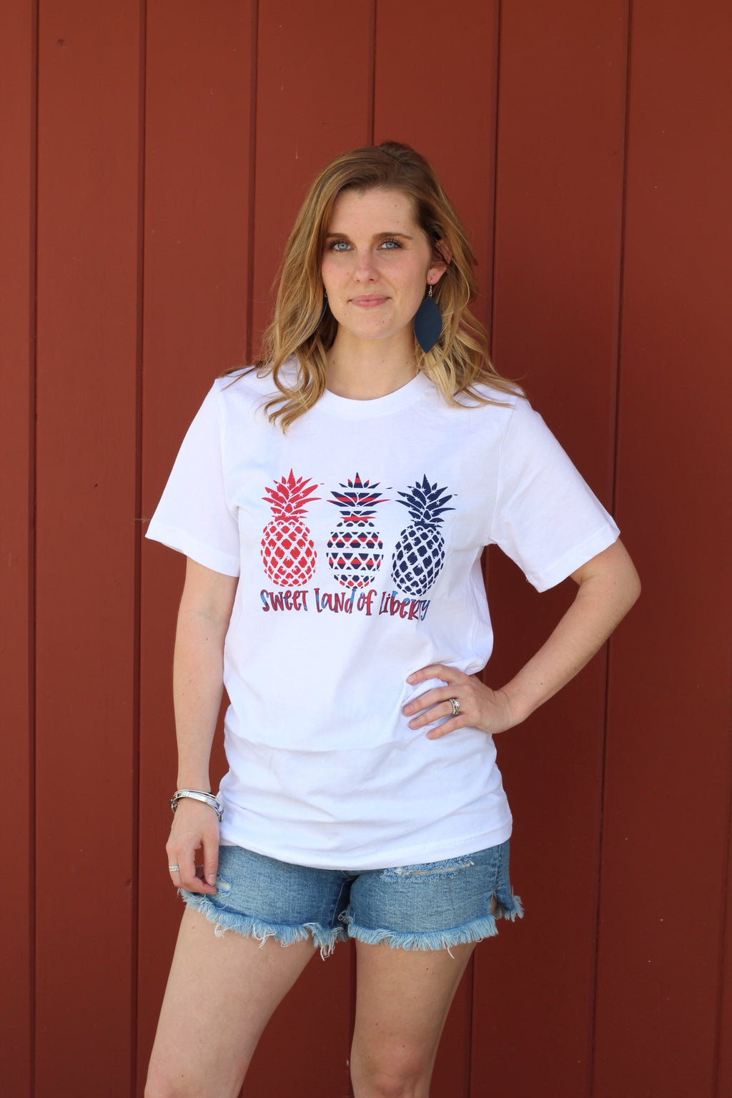 Land of Liberty Graphic Tee