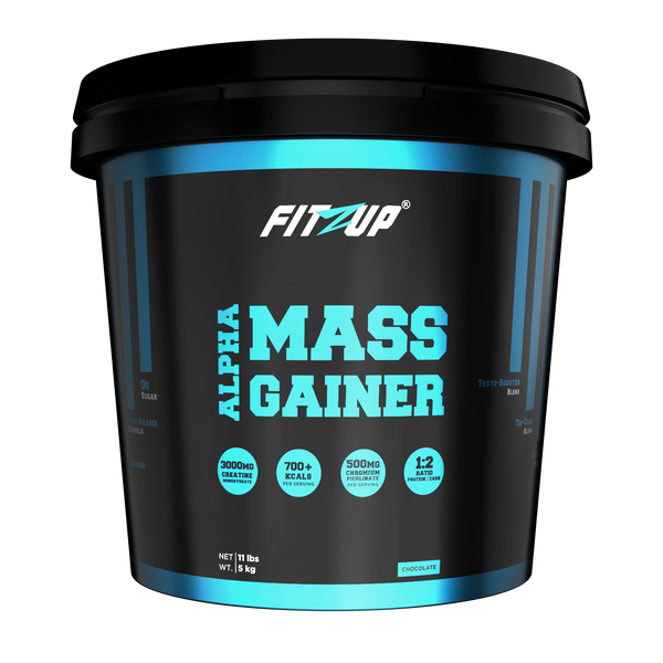 Alpha Mass Gainer 11lbs