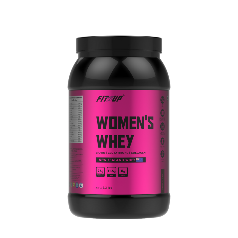 Women's Whey Chocolate 2.3lbs