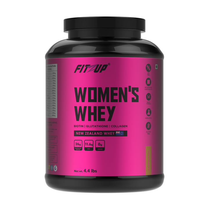 Women's Whey Cappuccino 4.4lbs