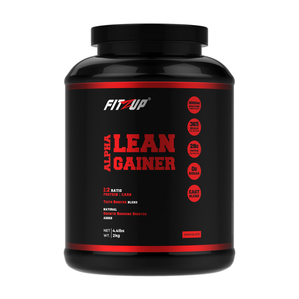Alpha Lean Gainer-4.4lbs