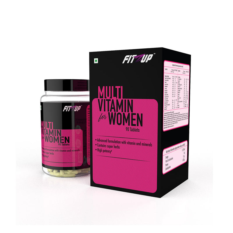 Multi Vitamin Women