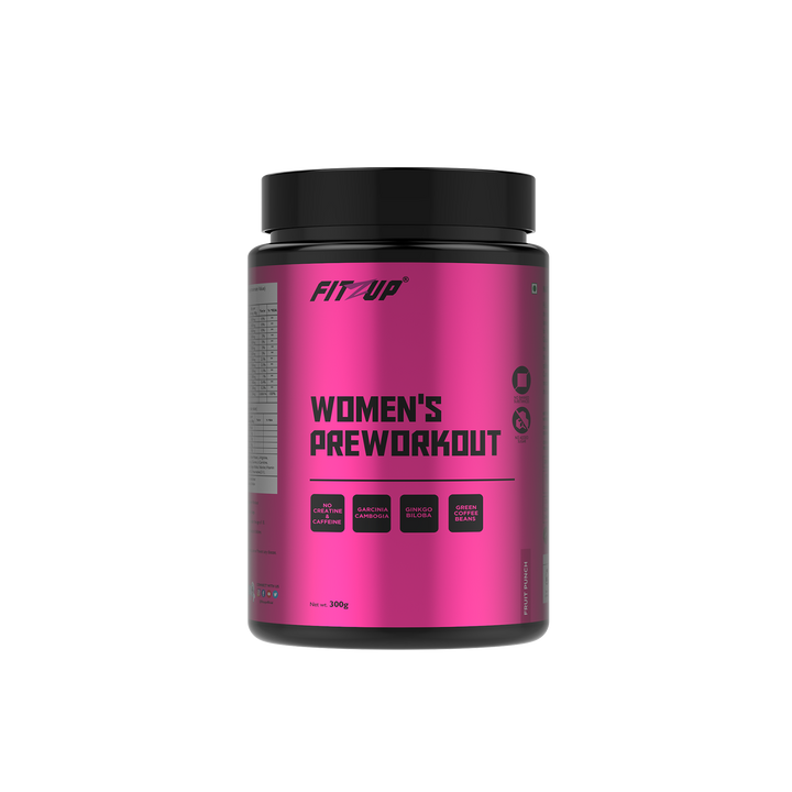 Women's Pre Workout