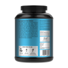 Whey Isolate Cappuccino 4.4lbs Back