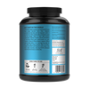 Whey Isolate Chocolate 4.4lbs Back