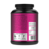 Women's Whey Cappuccino 4.4lbs Back
