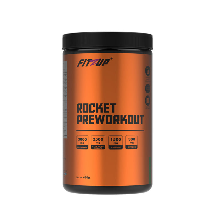 Rocket Pre Workout Mint Mojito