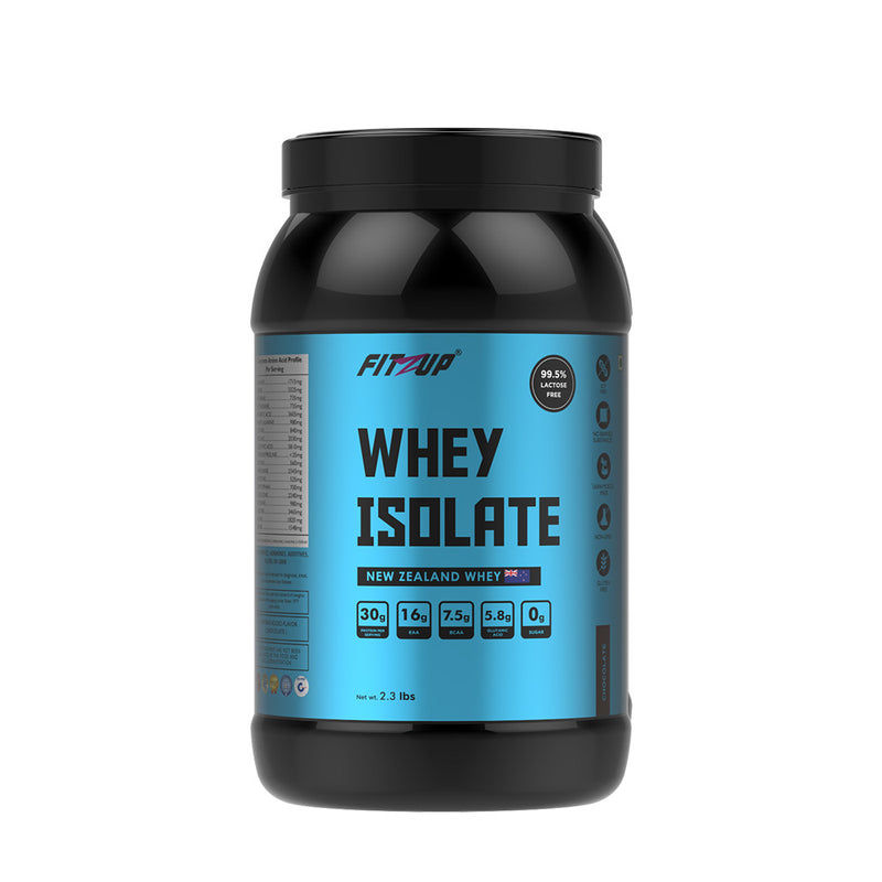 Whey Isolate Chocolate 2.3lbs