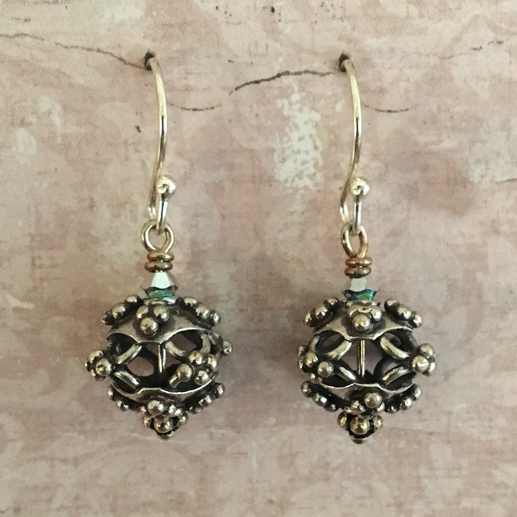 Bali Bead Earrings