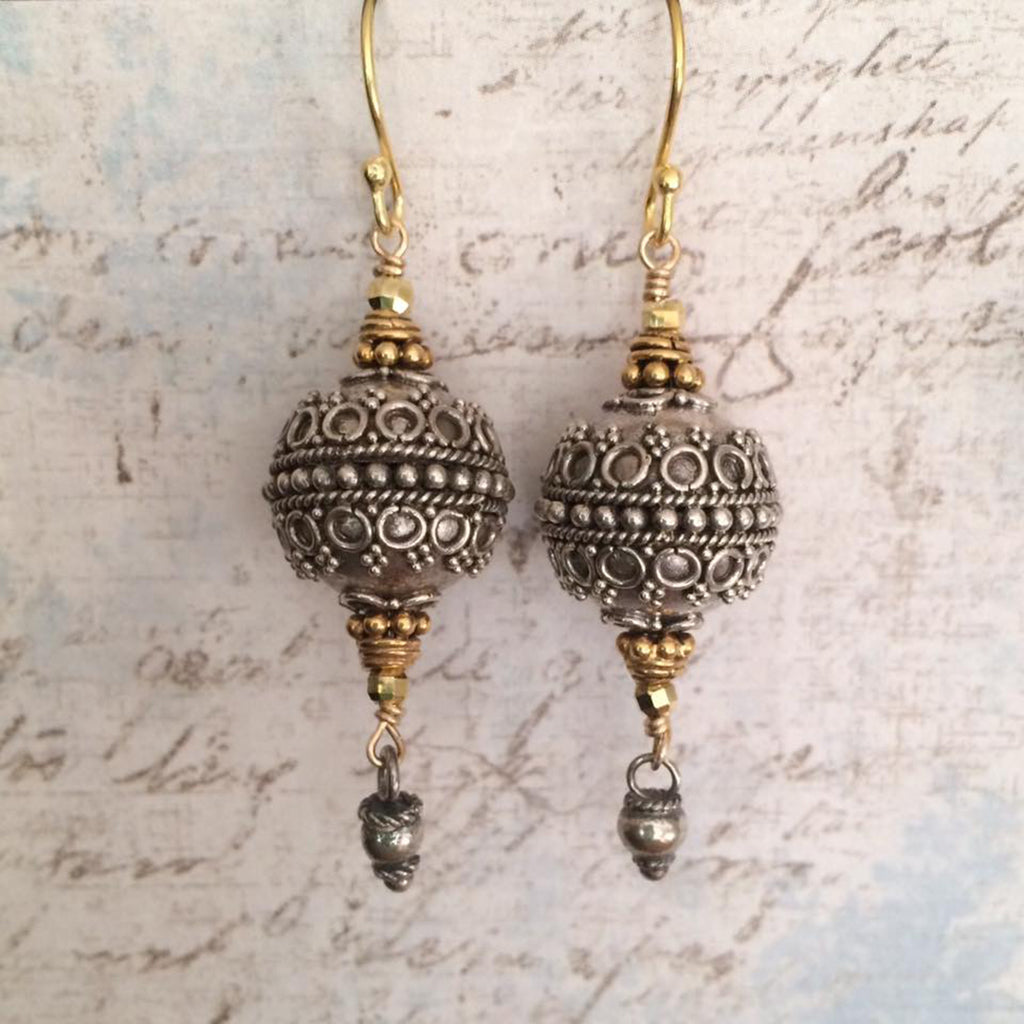 Bohemian Lantern Earrings