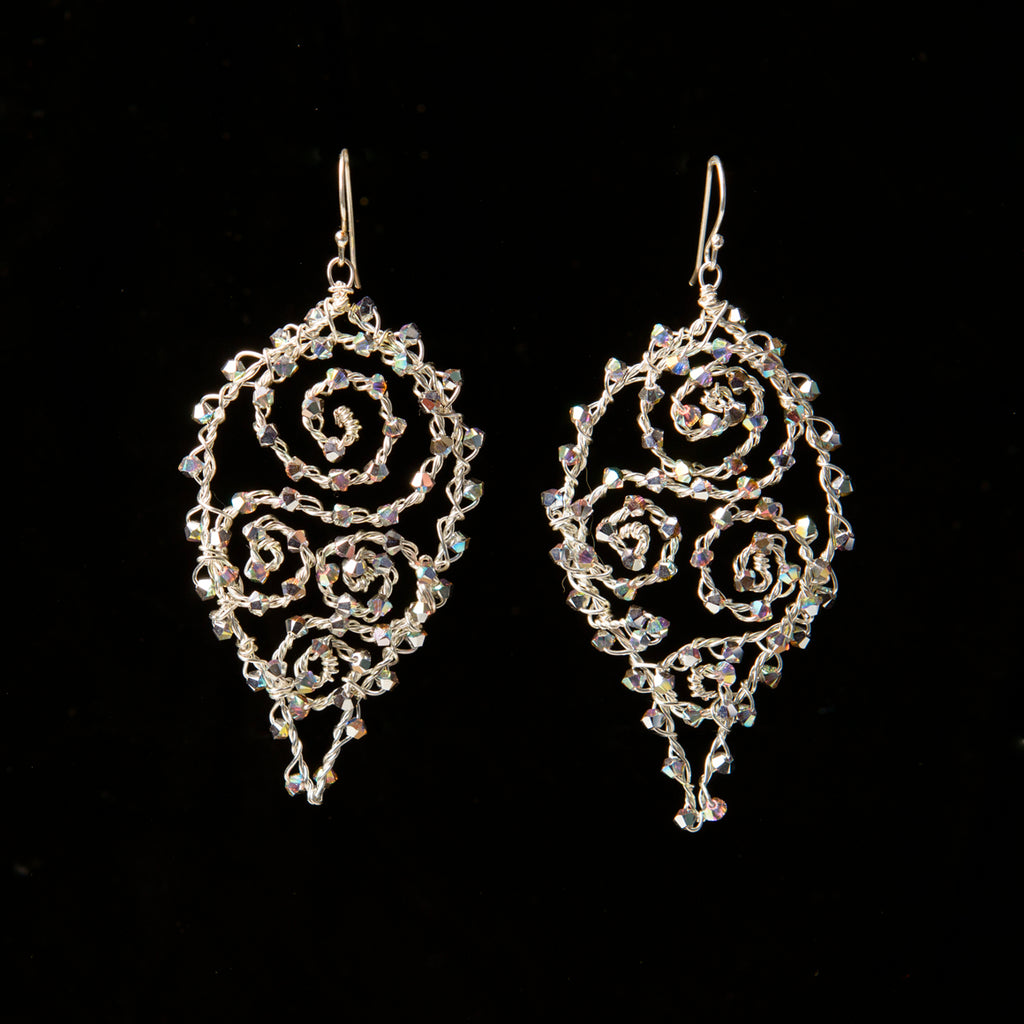 Filigree Earrings