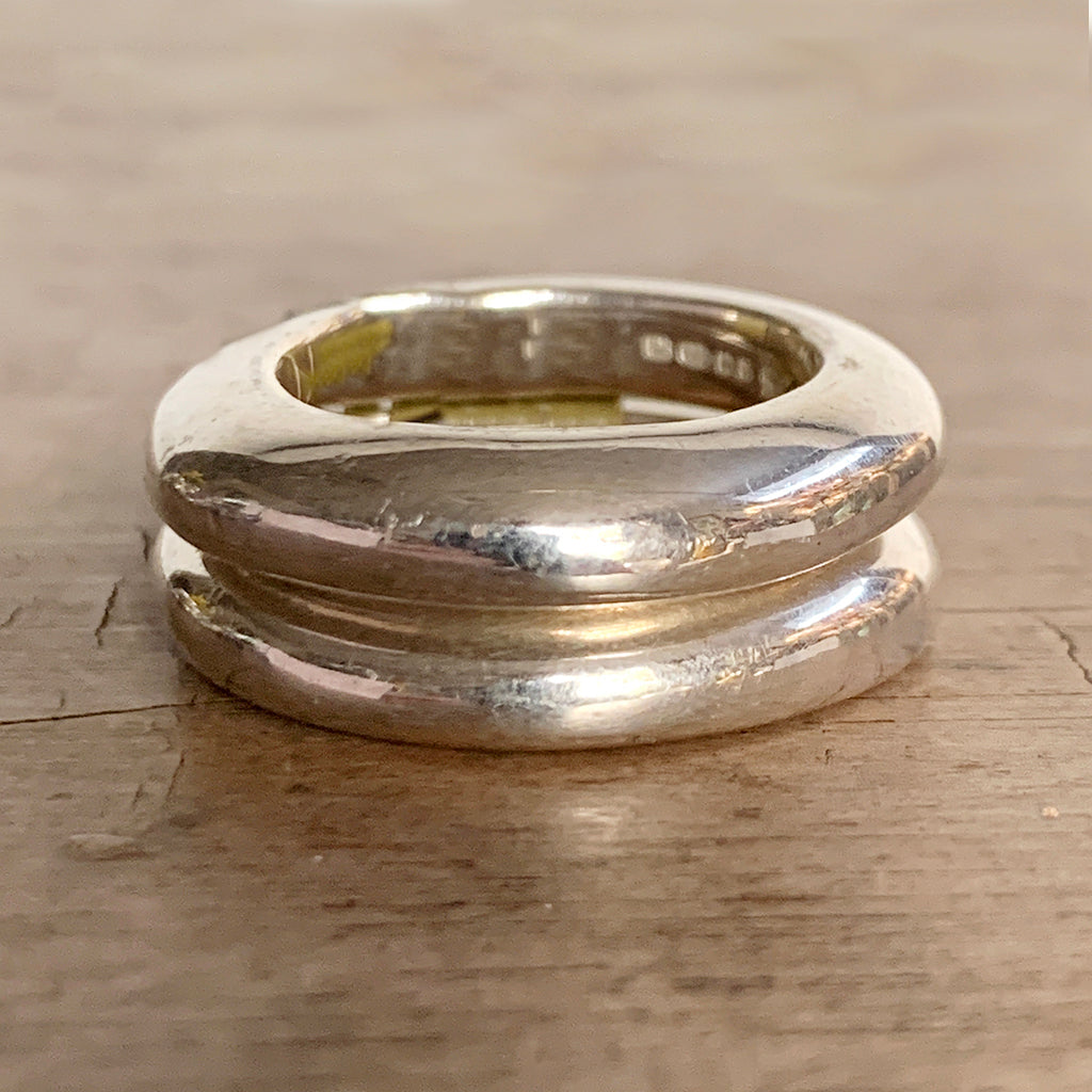 Very Heavy Flat Faced Washer Ring