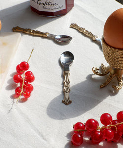 Treasure Condiment Spoon Set of 3