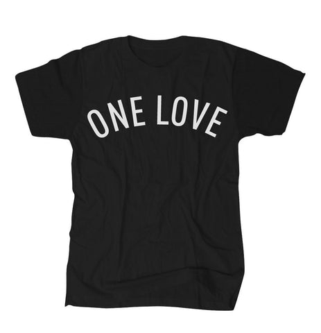 Made Kids Dear One Love T-shirt - Black