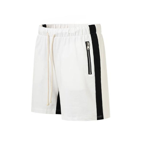 DSRCV Retro Shorts V2 - White/Black