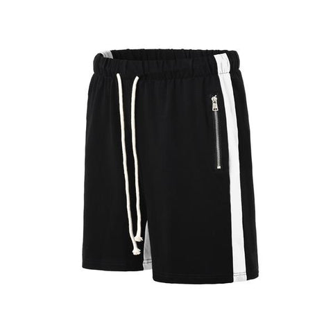 DSRCV Retro Shorts V2 - Black/White