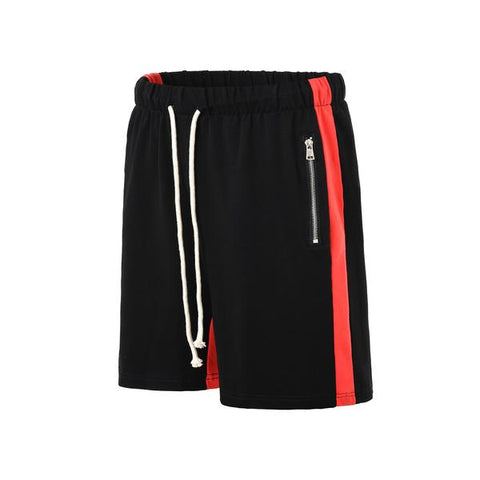 DSRCV Retro Shorts V2 - Black/Red