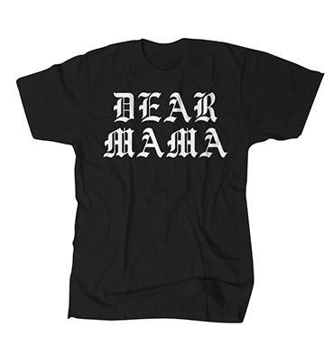 Made Kids Dear Mama Kids T-shirt - Black