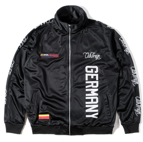 Club Foreign NYC Performance Suit Jacket - Black
