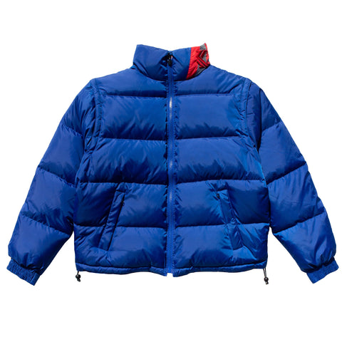 Karl Kani Bubble Coat - Blue