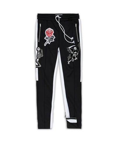 Reason Clothing Reaper Track Pant - Black