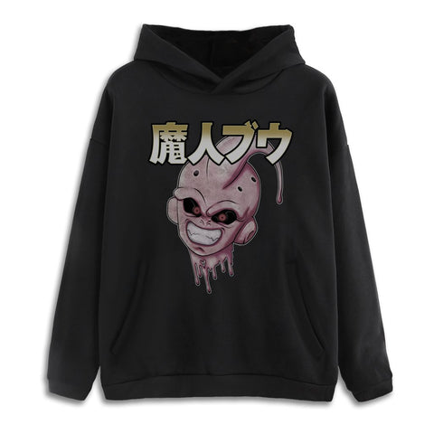 Entree Lifestyle Misunderstood Kid Buu Drop Hoodie - Black