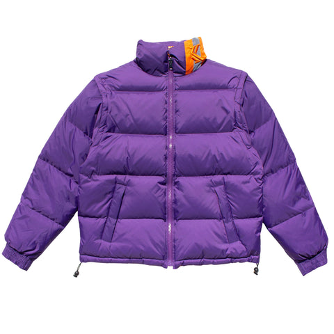Karl Kani Bubble Coat - Purple