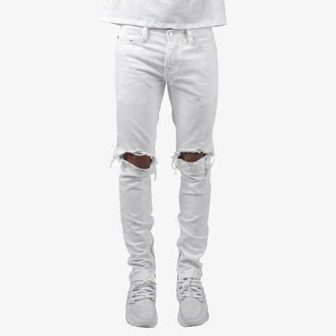 MNML LA M1 Denim - White