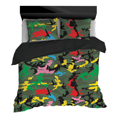 Night Shift Goods EMPERORS CAMOFLAGE Bedding