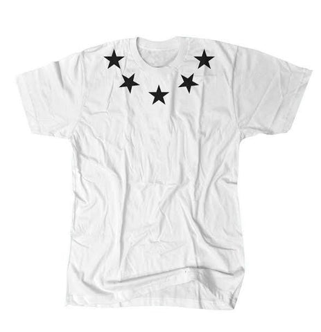 Made Kids Star Kids T-shirt - White