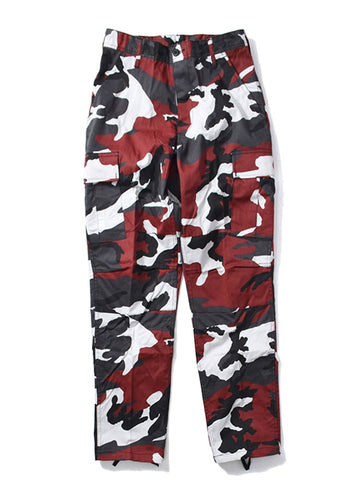 Rothco Brand Tactical BDU Pant - Red Camo