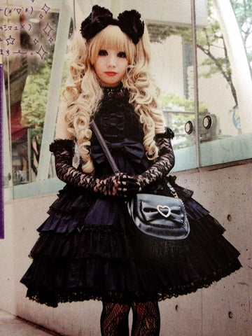 13 Different Gothic Fashion Styles Explained Trashcan