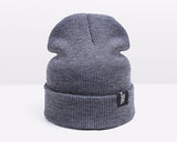 Unisex Brand Winter Hat Warm Knit Beanies