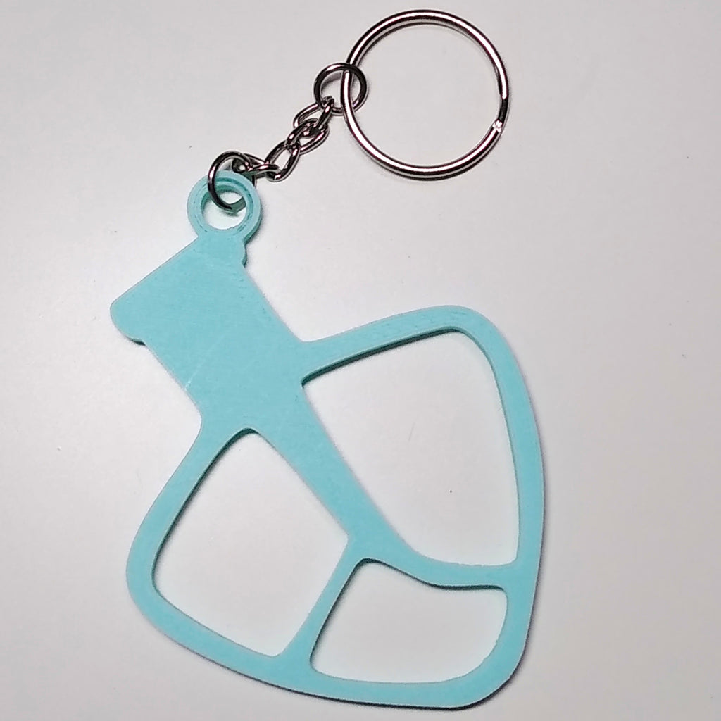 Key Chain - Stand Mixer Beater Blade