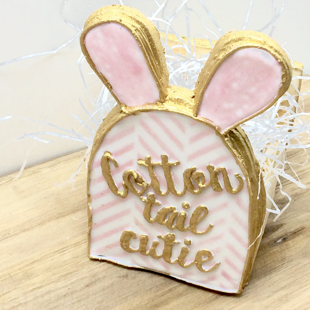 Bunny 3D Cookie Box Set