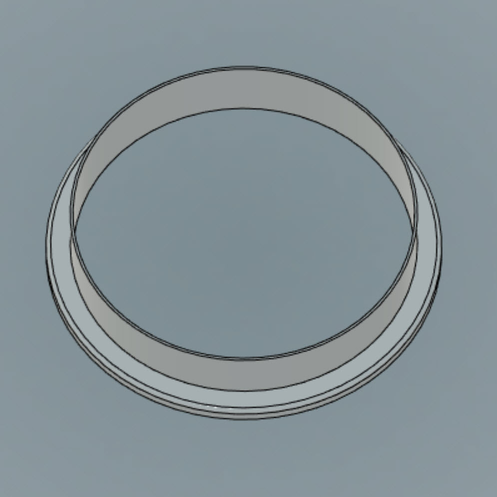 "STL DOWNLOAD - 3.5"" Circle"