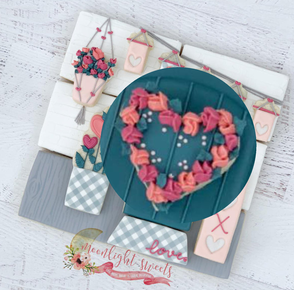 ADD-ON - Heart Wreath (mini)