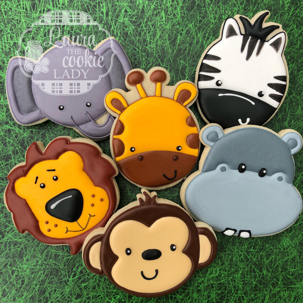 Baby Animals Cutter Set